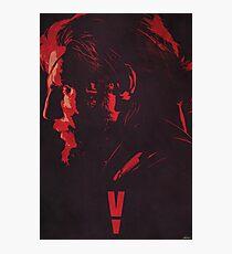 Venom - Metal Gear Solid V: The Phantom Pain Photographic Print