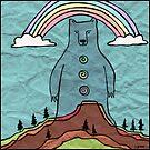 Bear Spirit by Alexis St. John