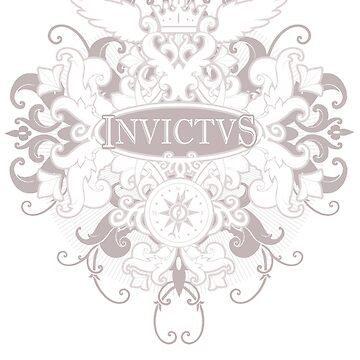 INVICTVS by medusadollmaker