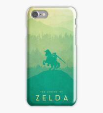 Warrior - The Legend of Zelda iPhone Case/Skin