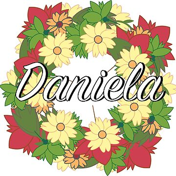 Daniela - Flower Wreath by Nevl