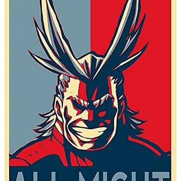 All Might by JerryOfficial