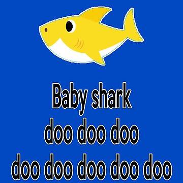 Baby shark by jbtiger1992