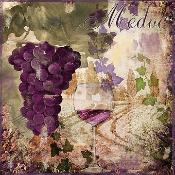 Wine Country Medoc by mindydidit