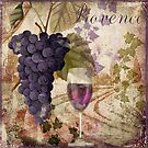 Wine Country Provence by mindydidit