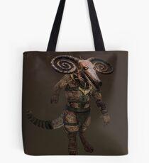 Monster Mess: Pigmashup (Gradient Background) Tote Bag