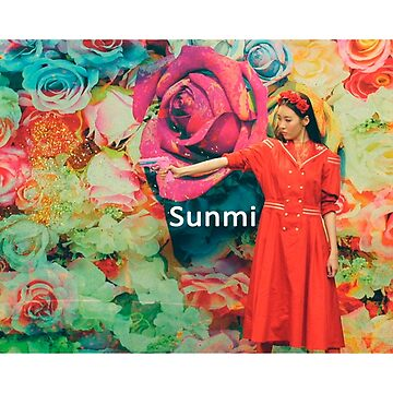 Sunmi G by redkpopstore
