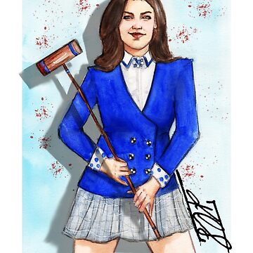 Veronica Sawyer by sonataaway