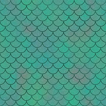 Mermaid Scales by ianablakeman