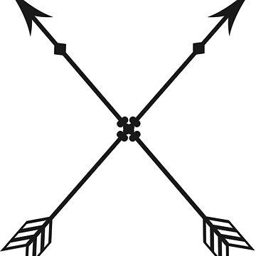 arrow by silemhaf