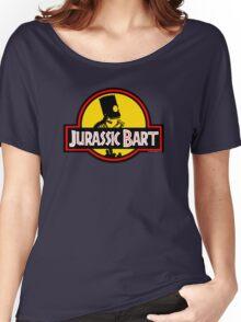 Jurassic Bart Women's Relaxed Fit T-Shirt