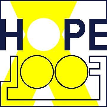 Hopefool X Cutout by PMundy