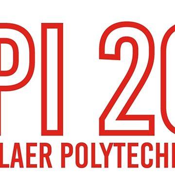 RPI 2022 Sticker by nataleeae