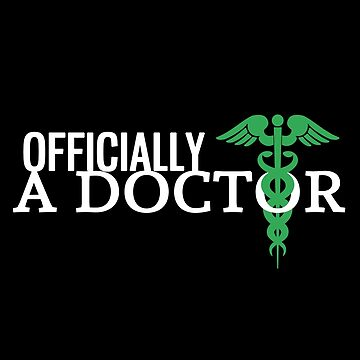 Officially a Doctor by Gifafun