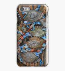 Crabs in My Bushel iPhone Case/Skin