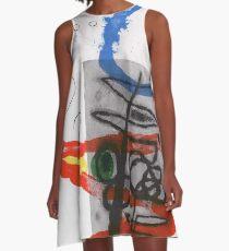 Joan Miró - Peintures sur Cartons  II Lithograph on Wove Paper 1965, tshirt, tee, jersey, poster, artwork A-Line Dress