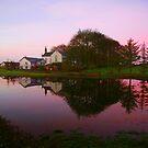 Kiltullagh Church by Sean Farragher