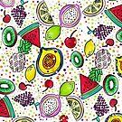Fruity Splash by FashionDoodles