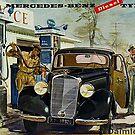 Vintage Mercedes Type 170D by edsimoneit