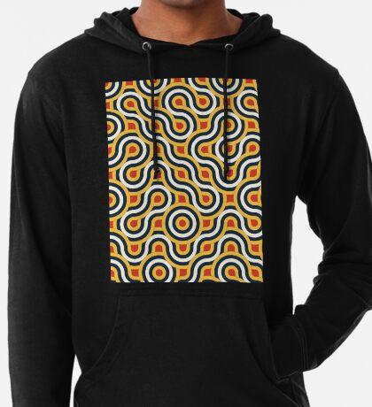 Truchet Tiles 017 Lightweight Hoodie