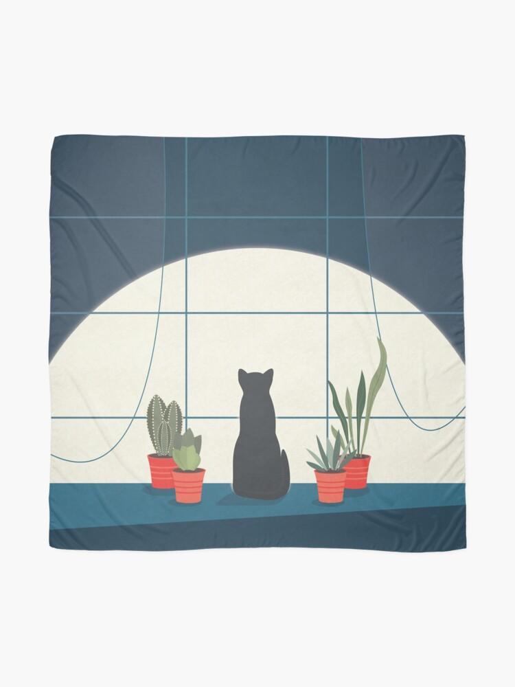 Alternative Ansicht von Schlaflosigkeit Tuch