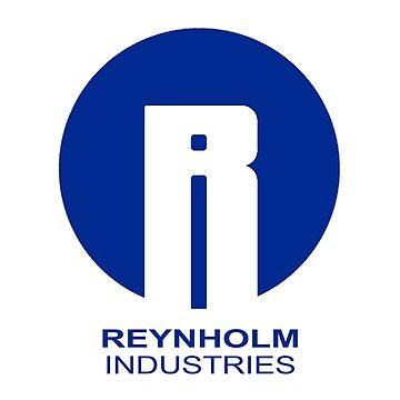 The I.T. Crowd Reynholm Industries by landobry