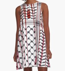 PALESTINE A-Line Dress