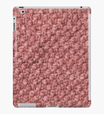 Knitted texture  iPad Case/Skin
