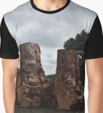 Swamp Kauri  (Agathis australis) Graphic T-Shirt