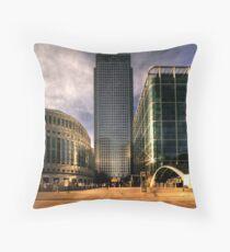 Wharf HDR Throw Pillow