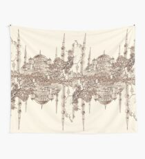 Blue Mosque Wall Tapestry
