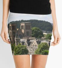 Inverness Cathedral  Mini Skirt