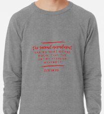 Second Amendment Equality Lightweight Sweatshirt