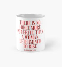 Powerful Woman Classic Mug