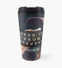 Coffee is a gift Travel Mug