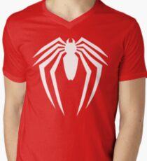 Nearly Man Sized Spider Men's V-Neck T-Shirt