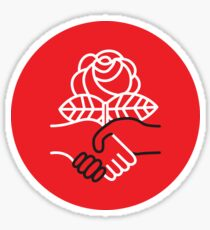 Democratic Socialists of America Sticker