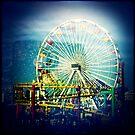 Water Debris + Santa Monica Pier  by PeggySue67