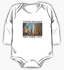 Times Square Hustle One Piece - Long Sleeve
