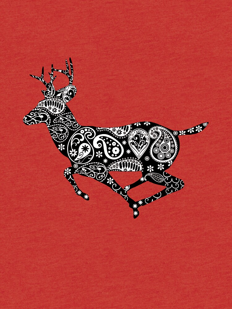 Quot Deer Quot T Shirt By Onform Redbubble