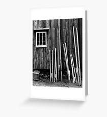 Stilts Greeting Card