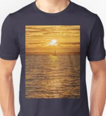Another Beautiful Sunset In Bellingham Unisex T-Shirt