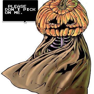 Bullied Pumpkin by Richicrypt