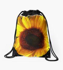 THE SUNFLOWER Drawstring Bag