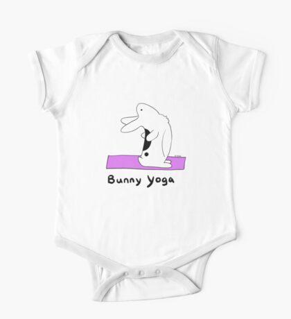 Bunny Yoga Kids Clothes