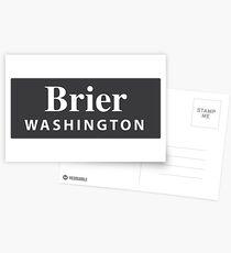 Brier, Washington Postcards