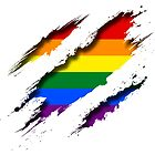 "LGBTQ ""Tearing A New One"" by BlackCheetah"