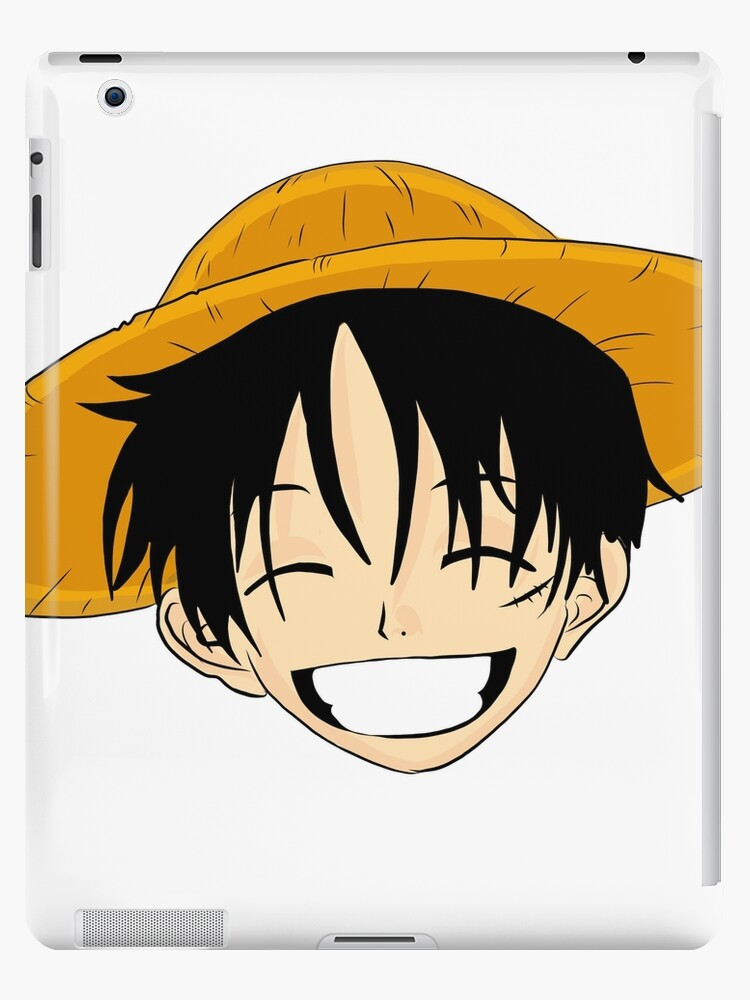 The Pirate King Luffy Ipad Case Skin By Alt F Artist