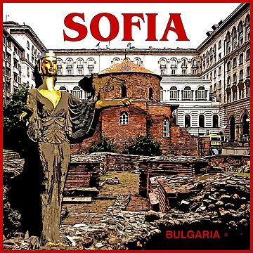 Bulgaria's Sofia World Tour by vysolo