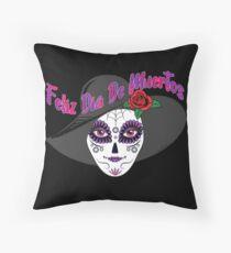 Feliz Dia De Muertos - Day of the Dead  Floor Pillow